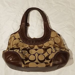 Coach Handbag Purse Tote. Classic design.